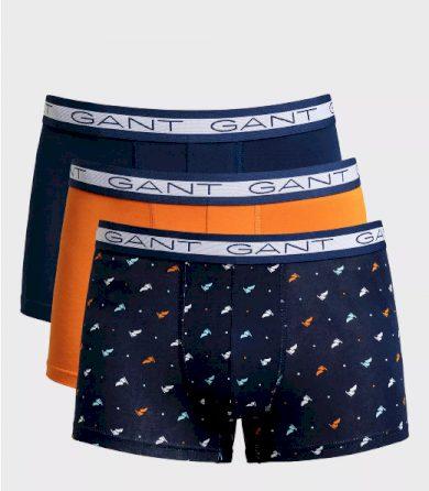 3PACK pánské boxerky Gant vícebarevné (902113153-409) M