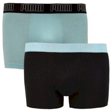 2PACK pánské boxerky Puma vícebarevné (100000884 026) XL
