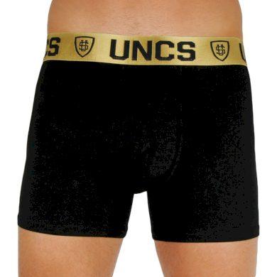 2PACK pánské boxerky UNCS Goldman (20Z067PSPP) XL