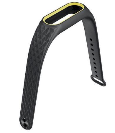 Náhradní řemínek fitness náramek Xiaomi/ Aligator M2- dvoubarevný SWB1