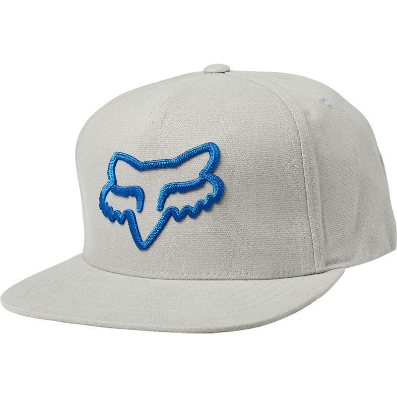 Pánská kšiltovka FOX Instill Snapback Hat - Grey - One Size