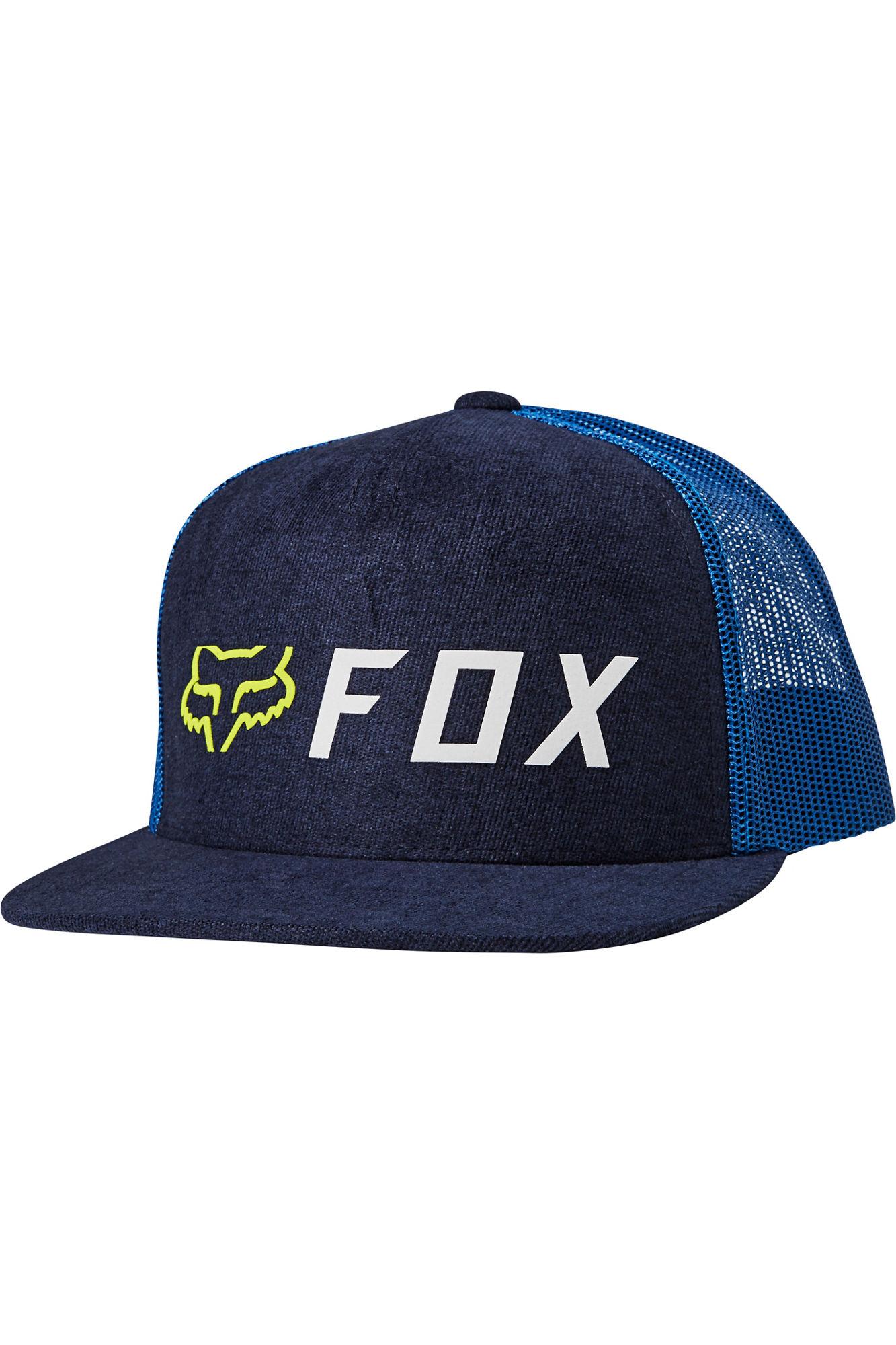 Pánská kšiltovka Fox Apex Snapback Hat Midnight OS