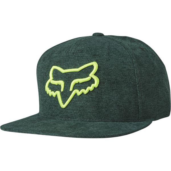 Pánská kšiltovka Fox Instill Snapback Hat Emerald OS