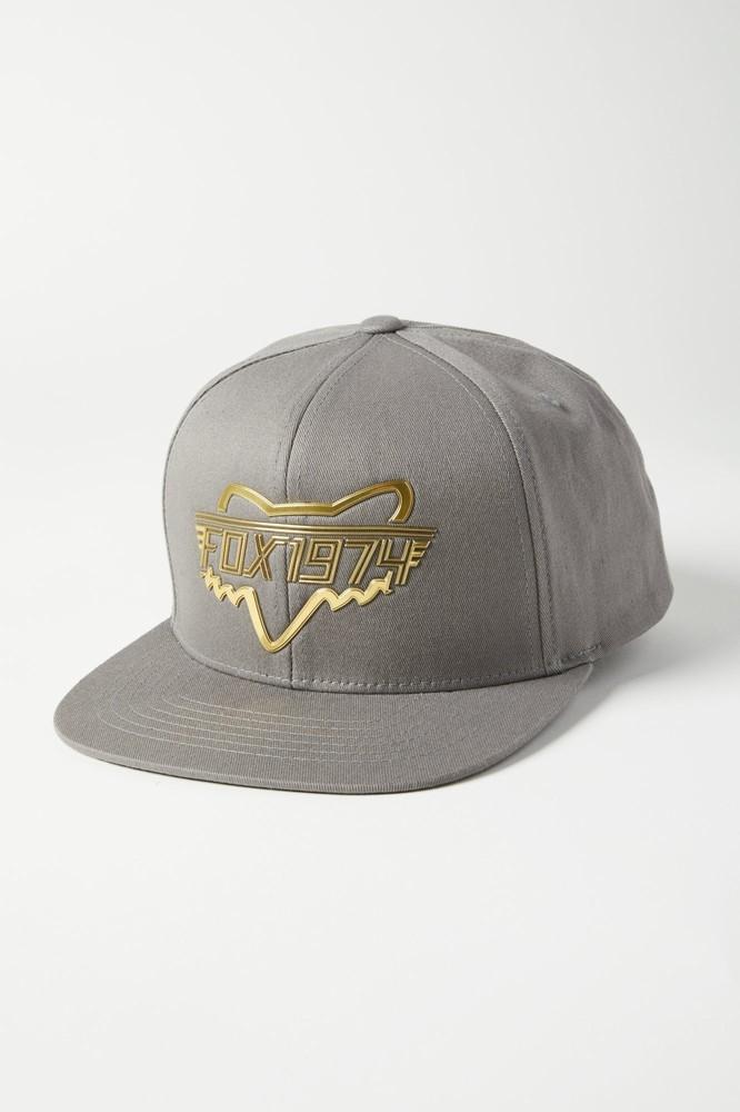 Pánská čepice Fox Razors Edge Snapback Hat Petrol OS