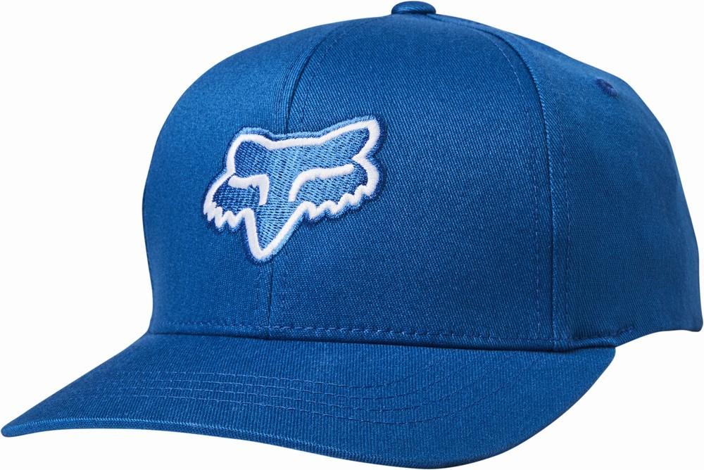 Dětská čepice Fox Youth Legacy Flexfit Hat Royal Blue OS