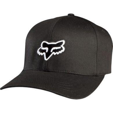 Pánská kšiltovka Fox Legacy Flexfit Hat Black