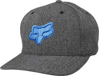 Pánská čepice Fox Transposition Flexfit Hat Black/Royal