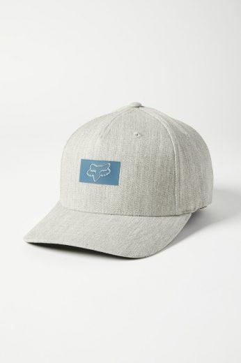 Pánská čepice Fox Standard Flexfit Hat Heather Grey