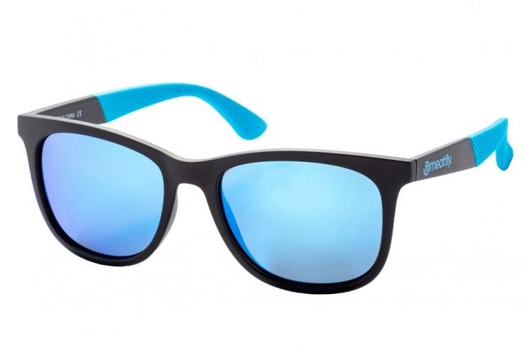 Brýle Meatfly Clutch black, blue