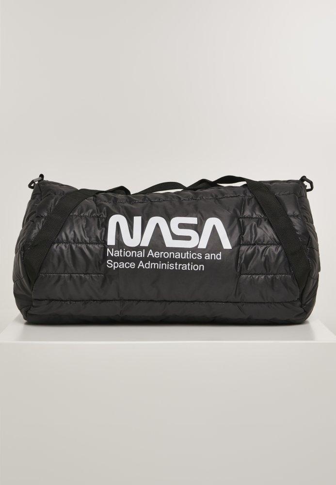 NASA Puffer Duffle Bag