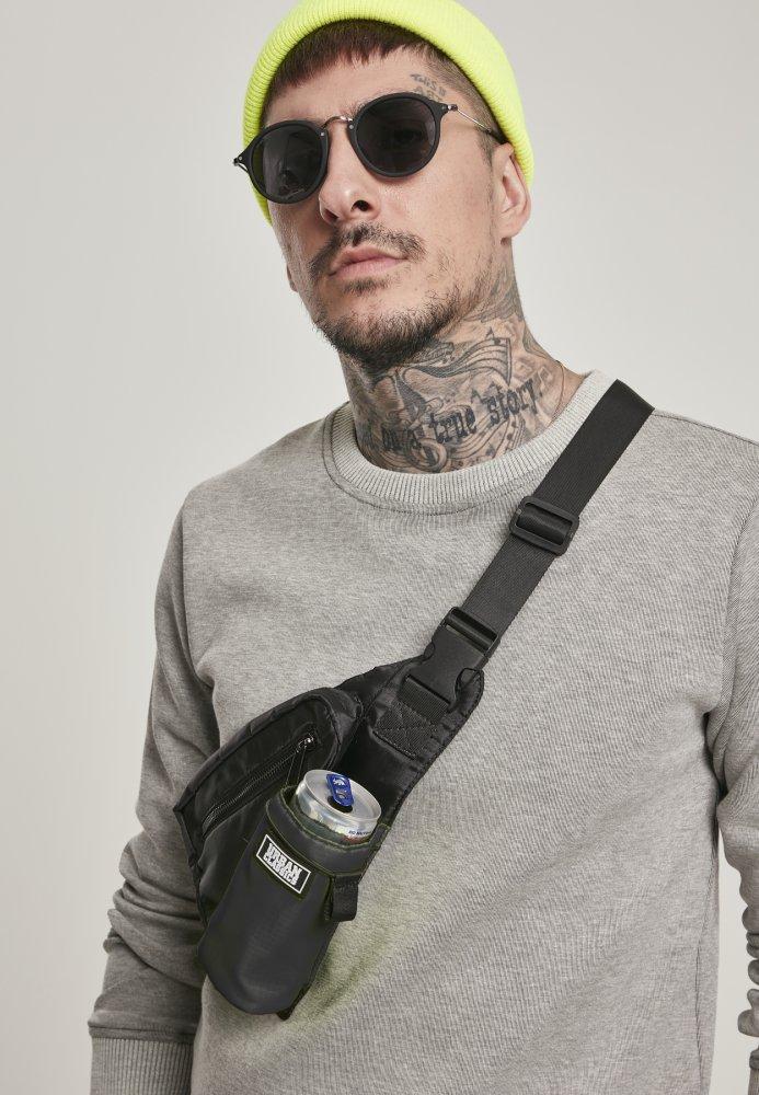 Shoulderbag with Can Holder