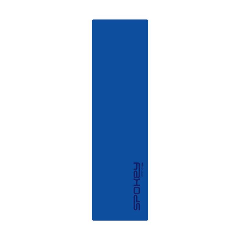 Spokey FATTY Samonafukovací karimatka 5 cm, modrá