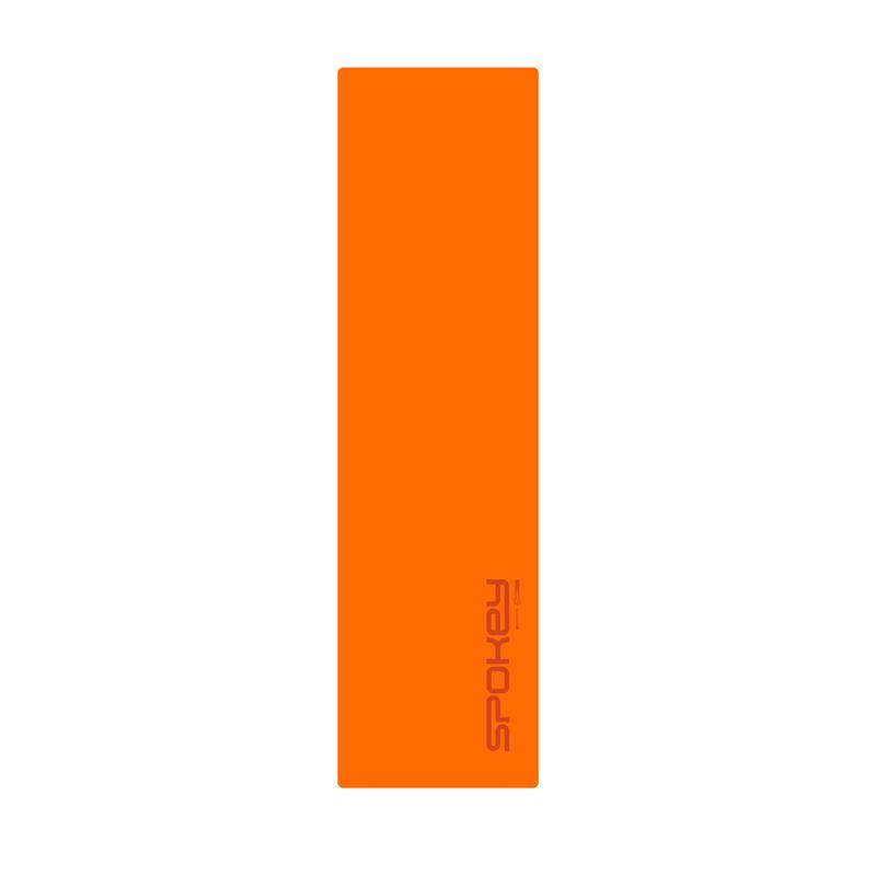 Spokey SAVORY Samonafukovací karimatka 2,5 cm oranžová