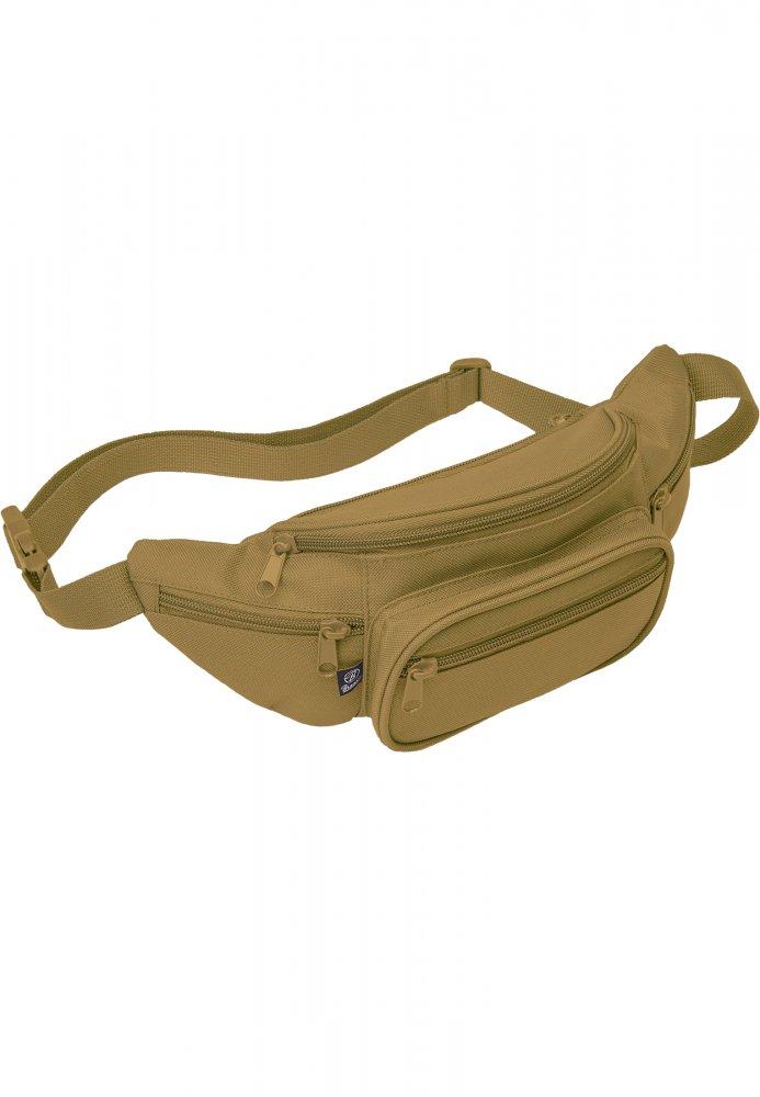 Ledvinka Brandit Pocket Hip Bag - camel