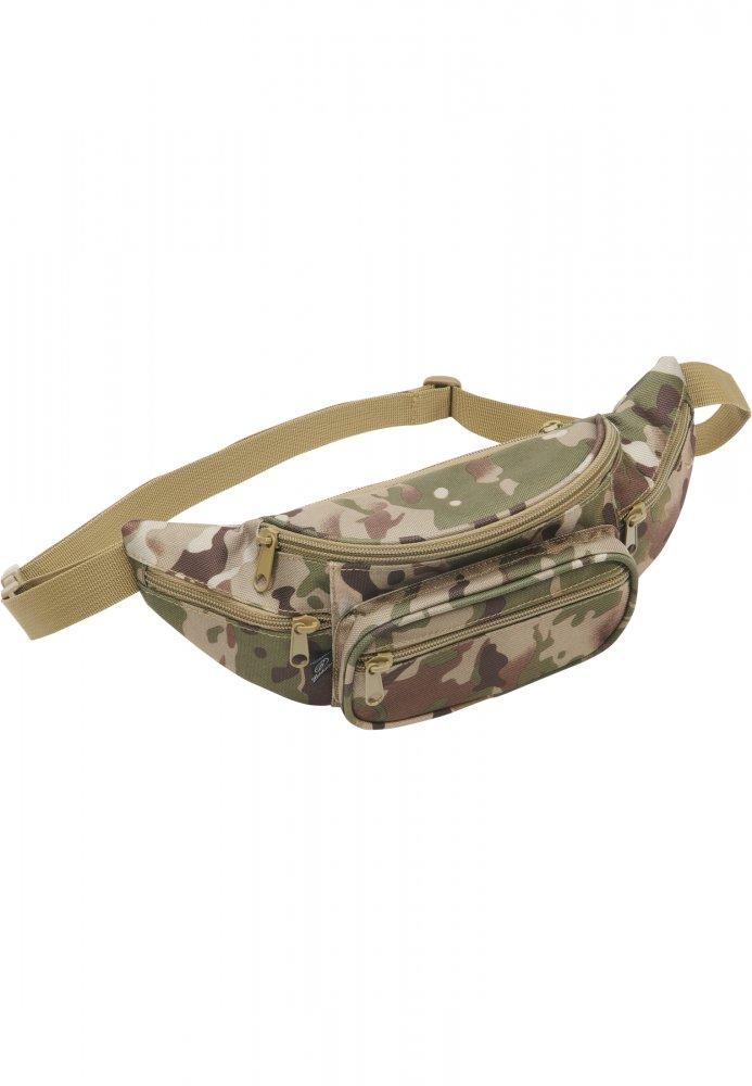 Ledvinka Brandit Pocket Hip Bag - tactical camo