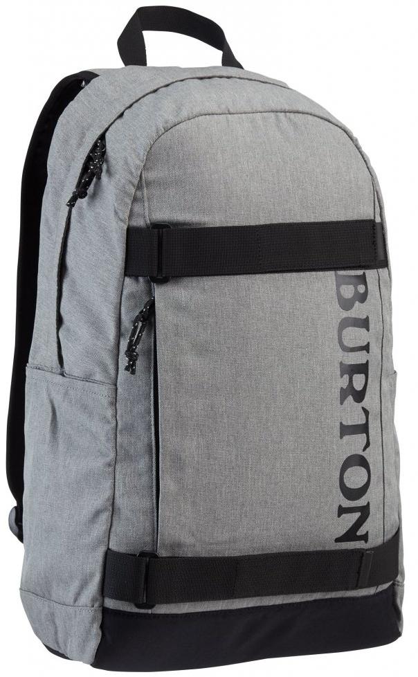 Batoh Burton Emphasis 2.0 gray heather 26l
