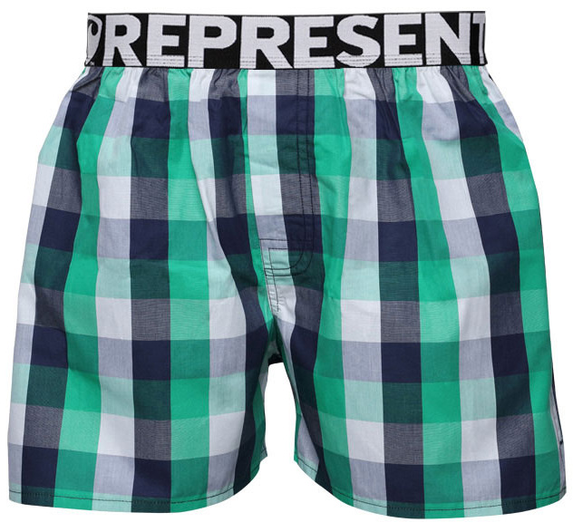 Trenky Represent Classic Mike 20216 blue-green