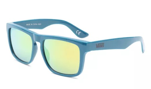 Brýle Vans Squared Off moroccan blue