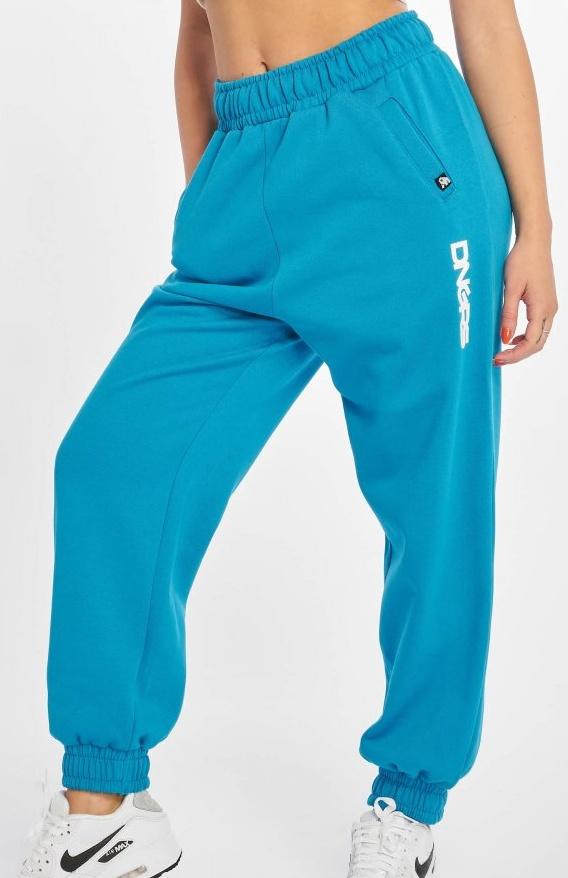 Tepláky Dangerous DNGRS / Sweat Pant Leila in blue