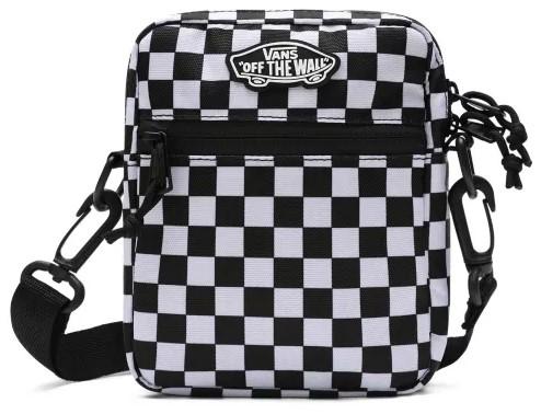 Taška Vans Street Ready II Crossbody black/white checkerboard