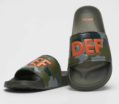 Cukle DEF Sandals Defiletten in camouflage
