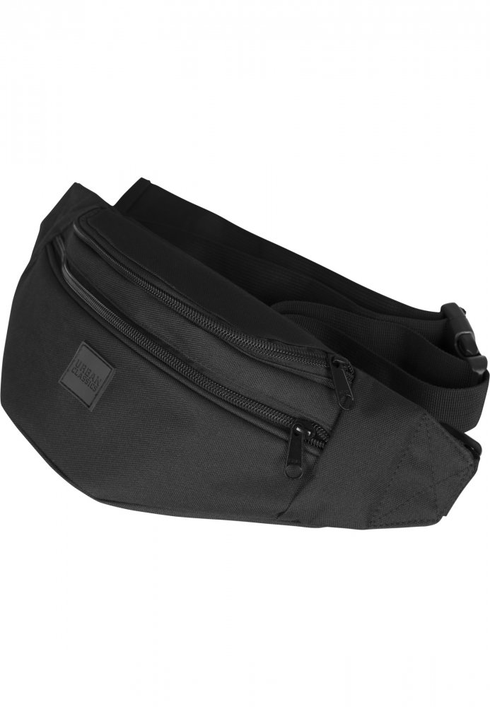 Double-Zip Shoulder Bag