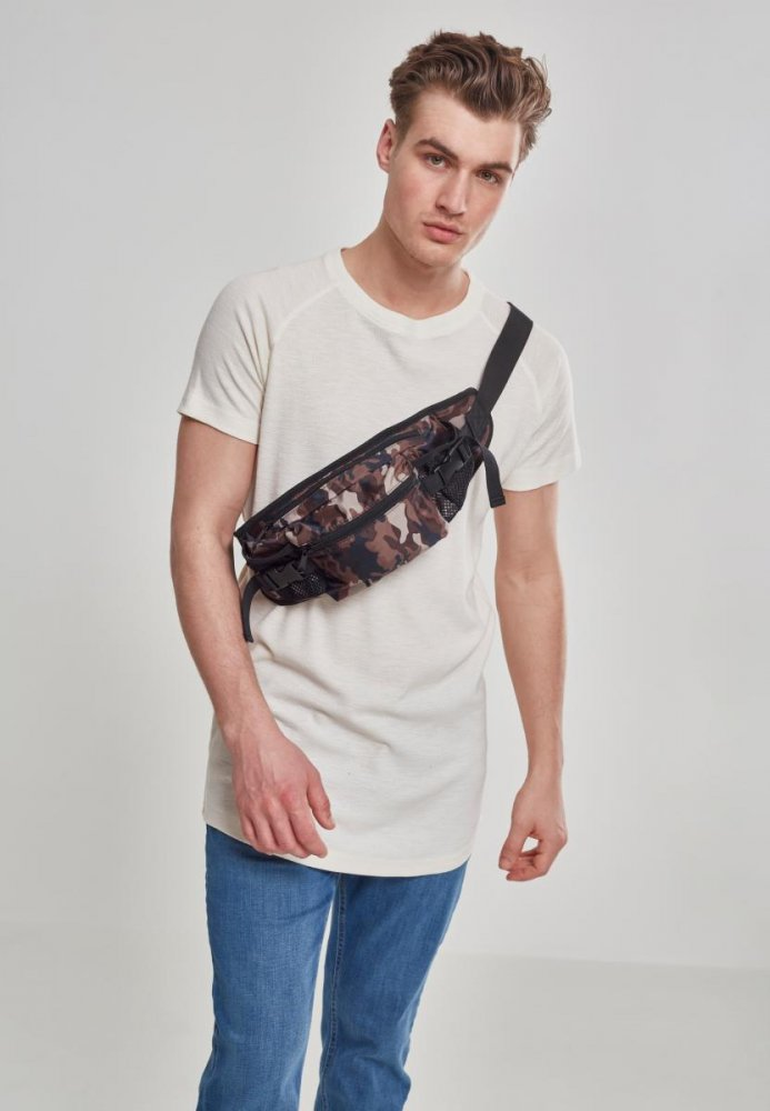 Nylon Hip Bag