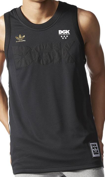 Tílko Adidas Dgk Jrsy black-noir