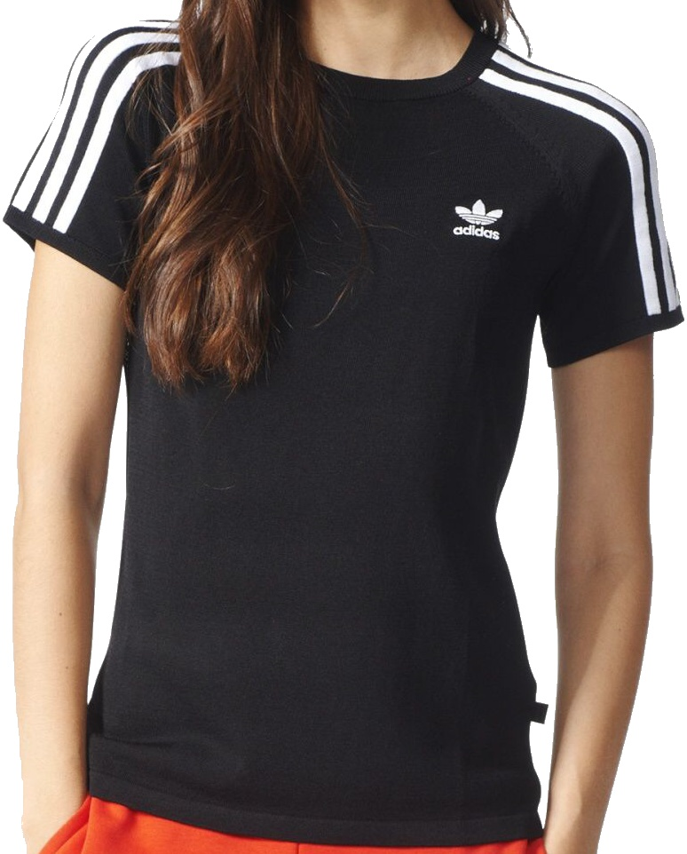 Tričko Adidas 3Str Sandra black
