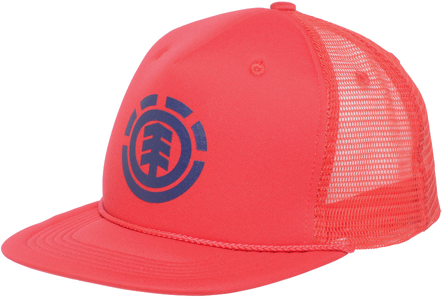 Kšiltovka Element S Trucker Cap element red