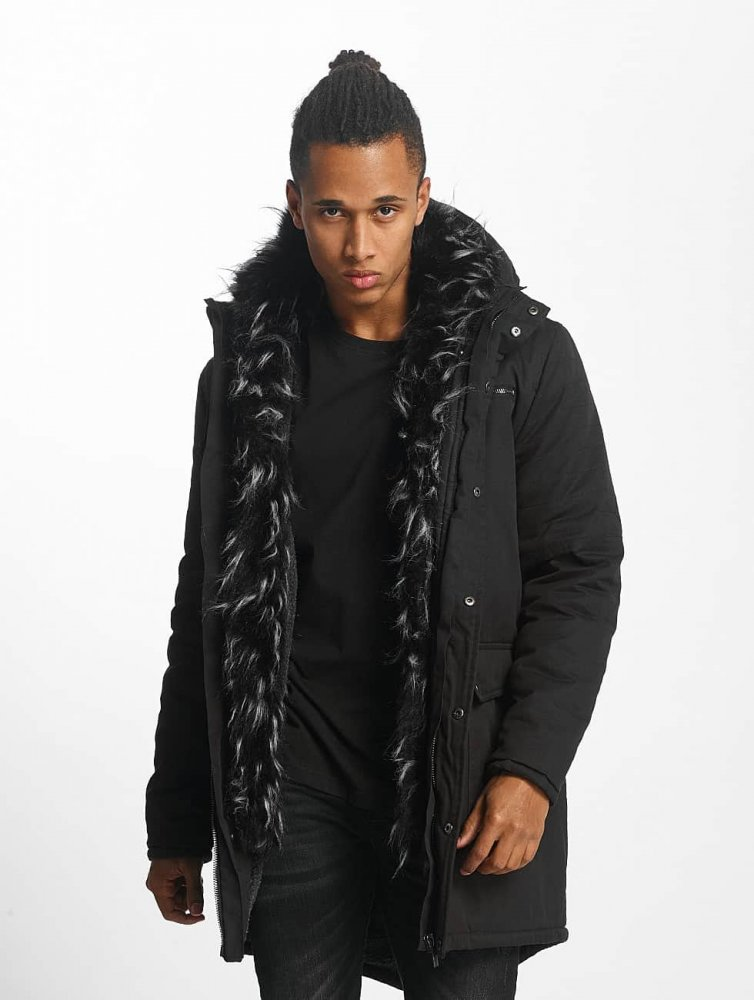 Bangastic / Winter Jacket Best Off in black