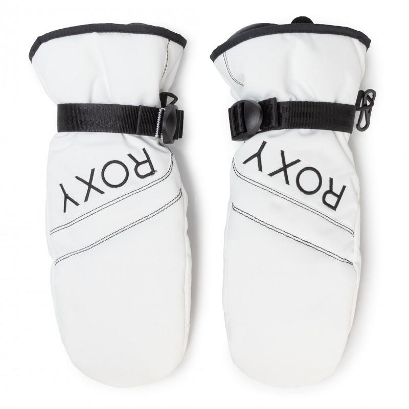 Rukavice Roxy Jetty Mittens bright white
