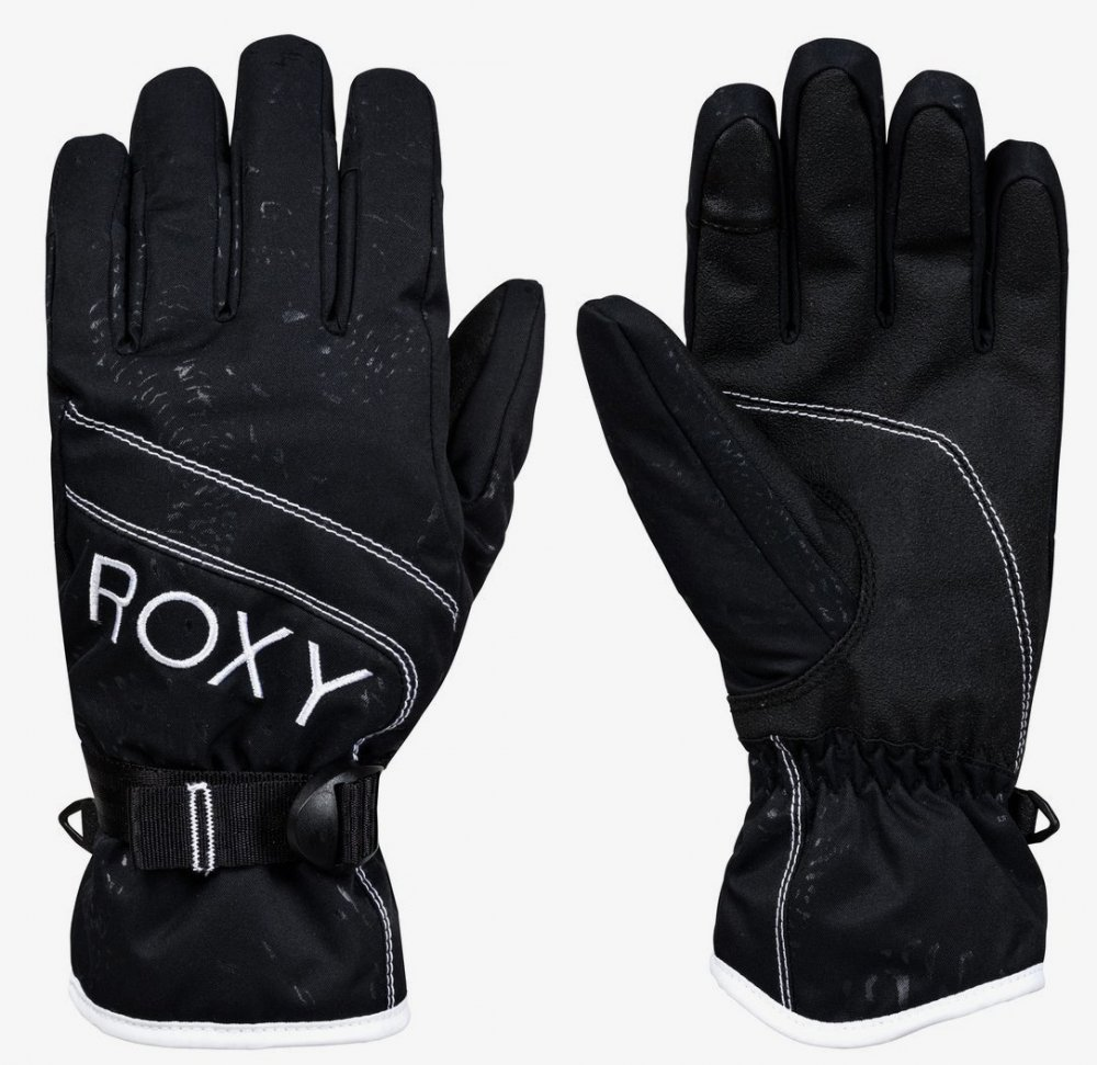 Rukavice Roxy Jetty Solid true black