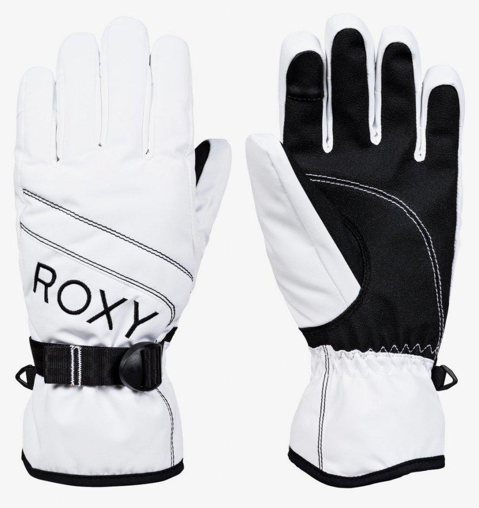Rukavice Roxy Jetty Solid bright white
