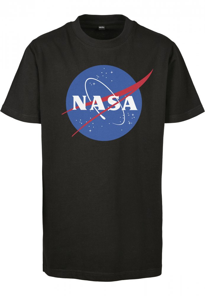 Kids NASA Insignia Tee - white
