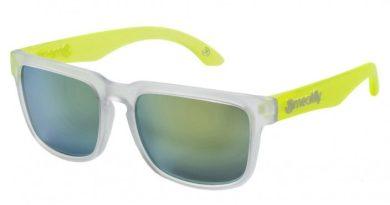 Brýle Meatfly Memphis 2 G clear/lime
