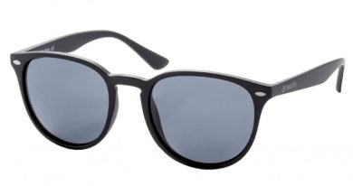 Brýle Meatfly Beat black matt