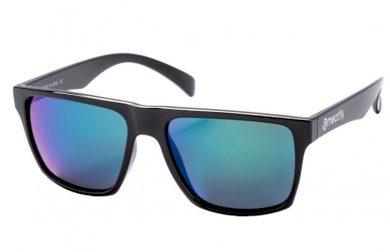 Brýle Meatfly Trigger black glossy, green