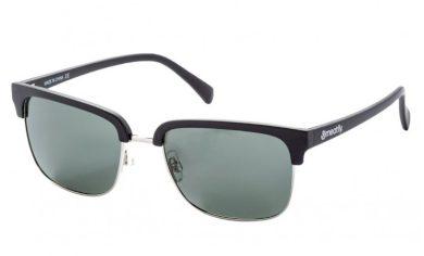 Brýle Meatfly Elegia black matt, green