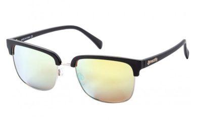 Brýle Meatfly Elegia black matt, yellow