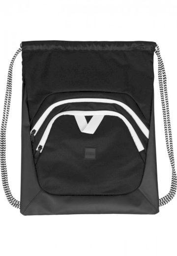 Ball Gym Bag - black/black/white