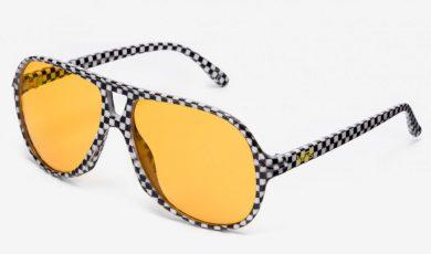 Brýle Vans Seek Shades black-white check