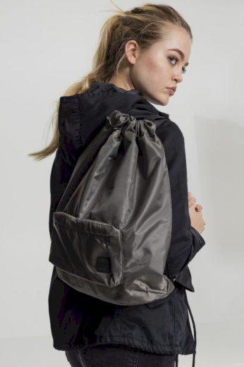 Pocket Gym Bag - dark olive