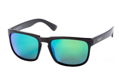Brýle Nugget Clone 2 black glossy, green