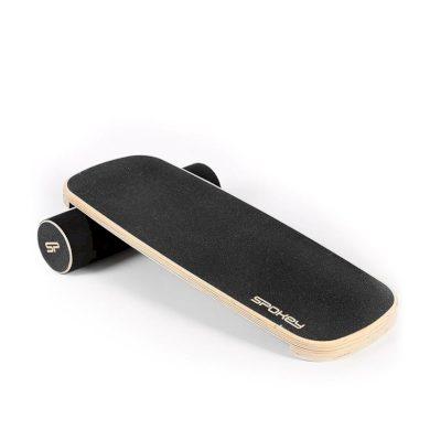 Spokey SWAY/ Trickboard - Balanční podložka, dřevěná