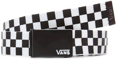 Pásek Vans Deppster Web Belt black-white