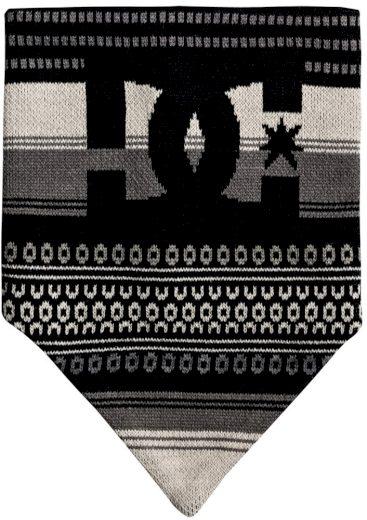 Šátek DC Yad grey