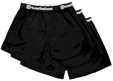 Trenky Horsefeathers Frazier 3pack black