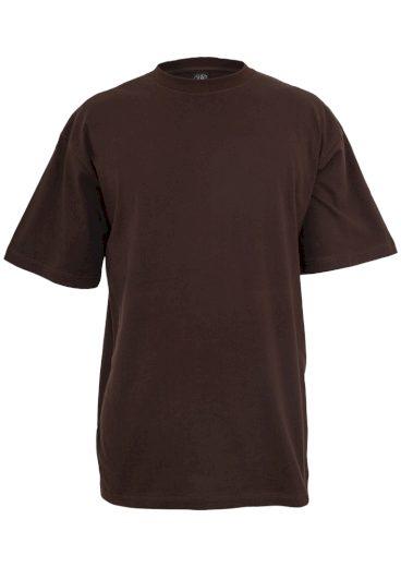 Tall Tee - brown