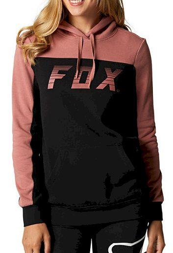 Mikina Fox Break Out black